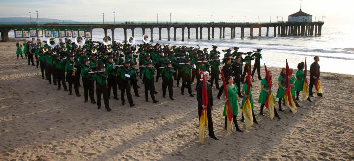 Mira Costa Marching Band